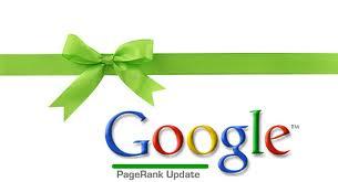 google pagerank update